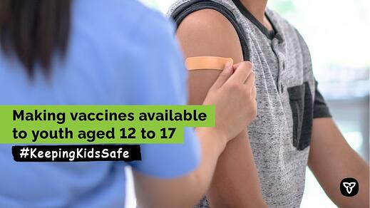 Vaccine plan for Youth