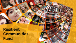 Resilient Communities Fund