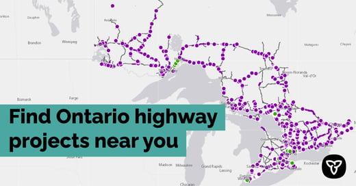 Ontario-Highways-Program